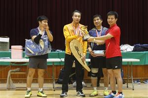 Sôi động Giải cầu lông Seoul Tech Badminton Cup 2017