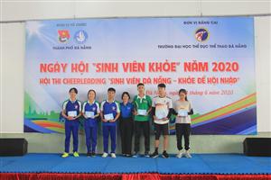 """Hội Sinh viên thành phố Đà Nẵng tổ chức Ngày hội """"Sinh viên khỏe"""" năm học 2019 – 2020"""