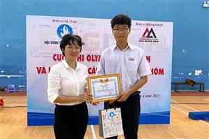 50 thí sinh tranh tài tại Cuộc thi Olympic tiếng Anh tỉnh Quảng Ngãi năm 2021