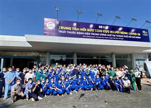 Hơn 13.000 thầy thuốc được huy động hỗ trợ chống dịch ở các tỉnh, thành phía Nam