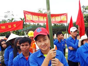 """Chiến dịch tình nguyện """"Kỳ nghỉ hồng"""" của tuổi trẻ Thừa Thiên Huế"""