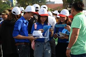 Bình Định: phối hợp tổ chức chương trình tư vấn tuyển sinh – hướng nghiệp 2019