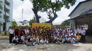 Cần Thơ - Cụm thi đua số 1 tổ chức Chương trình giao lưu với Đại học Chiang Mai – Thái Lan
