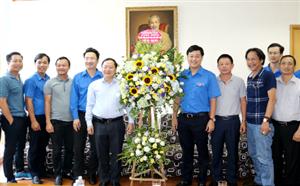 Đồng chí Lê Quốc Phong chúc mừng 93 năm Ngày báo chí cách mạng Việt Nam