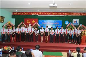 Hội Sinh viên Trường ĐHXD Miền Tâytổ chức Đại hội lần thứ VII, nhiệm kỳ 2018-2020