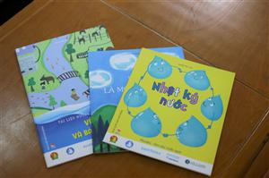 Tập huấn lớp học Mizuiku cho sinh viên tình nguyện Mùa hè xanh tại Thái Nguyên, Quảng Nam và Bến Tre năm 2019