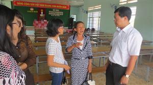 Đồng chí Lê Quốc Phong: Quan tâm đến việc đào tạo nghề, việc làm cho thanh niên vùng cao