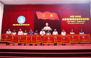 Bế mạc Hội nghị Ban chấp hành Trung ương Hội Sinh viên Việt Nam lần thứ 5- Khóa IX