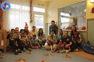 Hội Sinh viên Việt Nam tại Hungary với Chương trình thiện nguyện Giáng sinh cho em