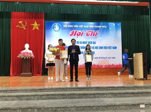 Hội Sinh viên tỉnh Thanh Hóa tổ chức Hội thi dân vũ và nhảy hiện đại với chủ đề Nhịp điệu xanh năm 2020