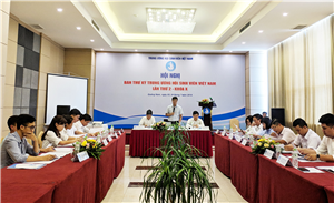 Hội nghị Ban Thư ký Trung ương Hội Sinh viên Việt Nam lần thứ 2 - khoá X