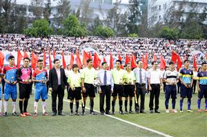 Vòng Chung kết giải Bóng đá Sinh viên TP Hồ Chí Minh năm 2016