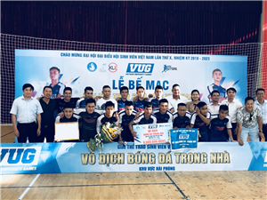 Bế mạc Giải Thể thao sinh viên Việt Nam năm học 2017 - 2018 khu vực TP. Hải Phòng