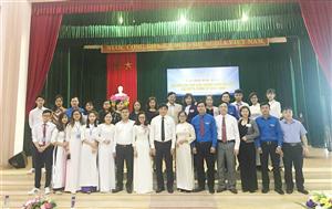 Sinh viên cao đẳng Sư phạm Cao Bằng tích cực học tập, sáng tạo, tình nguyện, hội nhập