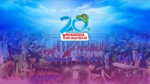[TRỰC TIẾP] Chương trình Kỷ niệm 20 năm Chiến dịch Thanh niên tình nguyện hè (2000-2019)