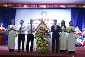 Đại hội đại biểu Hội sinh viên Việt Nam tỉnh Phú Thọ lần thứ II, nhiệm kỳ 2018-2023