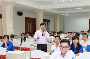 Đồng Nai: Tập huấn đội ngũ cán bộ Đoàn, Hội khối đại học, cao đẳng