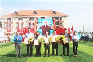 1.500 sinh viên tham gia Hội thao sinh viên Đồng Nai năm 2017