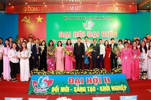 Đại hội Đại biểu Hội Sinh viên Việt Nam tỉnh Bắc Ninh lần thứ II, nhiệm kỳ 2017 - 2022