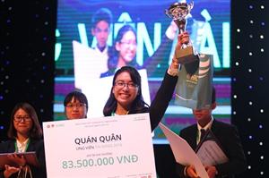 Sôi nổi Vòng Chung kết Cuộc thi Ứng viên Tài năng 2016 của CLB Nguồn Nhân lực (HRC) - Đại học Ngoại thương Hà Nội
