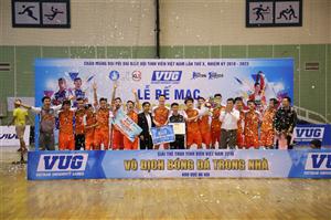 Sôi động chung kết Giải thể thao sinh viên khu vực Hà Nội mùa thứ 6