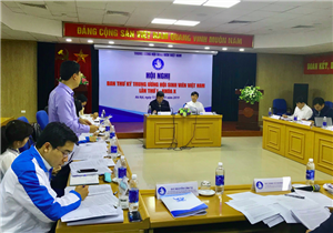 Hội nghị Ban thư ký Trung ương Hội Sinh viên Việt Nam lần thứ I - Khoá X