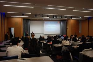 Hội thảo hướng nghiệp cho sinh viên Việt Nam tại Pháp - Bước đầu trên con đường khởi nghiệp