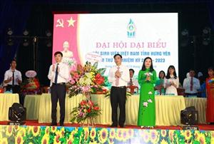 Đại hội đại biểu Hội Sinh viên Việt Nam tỉnh Hưng Yên nhiệm kỳ 2018 - 2023