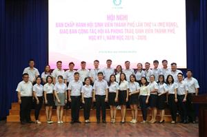 Hội nghị Ban Chấp hành Hội Sinh viên TP. HCM lần thứ 14 (mở rộng)