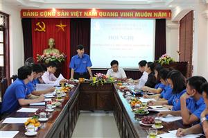 Trung ương Hội Sinh viên Việt Nam kiểm tra công tác Hội và phong trào sinh viên tại Bắc Ninh