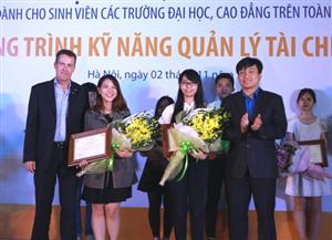 Tổng kết và trao giải cuộc thi Kỹ năng quản lý tài chính 2016