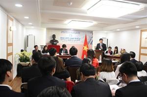 Đại hội đại biểu Hội Sinh viên Việt Nam tại Hàn Quốc lần thứ VI, nhiệm kỳ 2017-2019