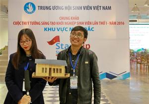 15 ý tưởng xuất sắc vào Chung kết toàn quốc Cuộc thi ý tưởng sáng tạo khởi nghiệp sinh viên