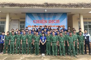 Kon Tum: Ra quân Chiến dịch Mùa hè xanh