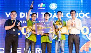 Sân chơi lập trình lớn nhất cả nước dành cho sinh viên chính thức khép lại