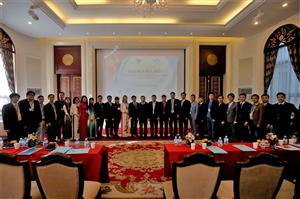 Đại hội đại biểu Hội Sinh viên Việt Nam tại Trung Quốc lần thứ nhất, nhiệm kỳ 2017 - 2019