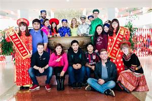 Chương trình giao lưu Gặp gỡ Việt Nam - Xuân Đinh Dậu 2017