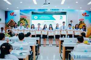 Đại hội Đại biểu Hội Sinh viên Việt Nam trường Đại học Kinh tế TP.HCM lần thứ XI (Nhiệm kỳ 2018 - 2020)