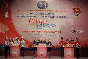 Quảng Ninh, Sơn La, TP Hồ Chí Minh tiếp nối giành quyền tham dự Vòng thi Khu vực Hội thi Ánh sáng soi đường năm 2015