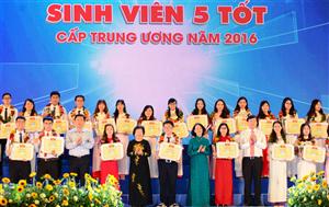 Kỷ niệm 67 năm Ngày truyền thống Học sinh - sinh viên và Hội sinh viên Việt Nam (09/01/1950-09/01/2017)
