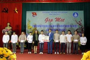 Vĩnh Phúc: Gặp mặt Kỷ niệm 67 năm Ngày truyền thống học sinh, sinh viên và Hội Sinh viên Vệt Nam