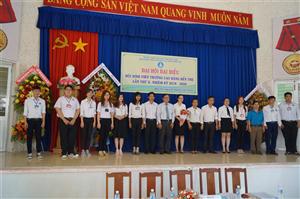 Đại hội đại biểu Hội Sinh viên Việt Nam trường Cao đẳng Bến Tre lần thứ X, nhiệm kỳ 2018 – 2020