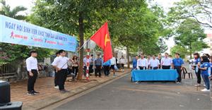 Hội Sinh viên Việt Nam tỉnh Đắk Lắk tổ chức Ngày hội Sinh viên khỏe năm 2019.