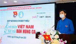 """Phát động cuộc thi """"Sinh viên Việt Nam - hát mãi bản hùng ca"""""""