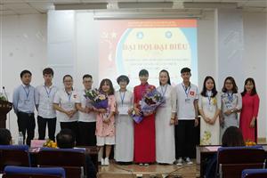 Đại hội Đại biểu Chi hội lưu học Việt Nam tại trường đại học Dân tộc Quảng Tây nhiệm kỳ 2017 - 2018