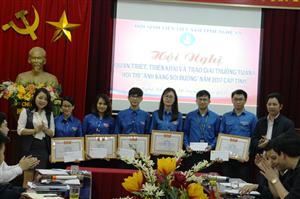 Nghệ An: Tổ chức Hội nghị, quán triệt, triển khai và trao giải thưởng tuần 1 Hội thi Ánh sáng soi đường năm 2017