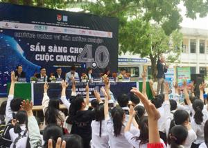 Phú Yên: Tổ chức Chương trình tư vấn, hướng nghiệp cho học sinh khối THPT, năm học 2018 - 2019