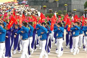 Chỉ thị lãnh đạo đại hội đoàn các cấp và Đại hội đại biểu toàn quốc Đoàn TNCS HCM lần thứ XII, nhiệm kỳ 2022-2027