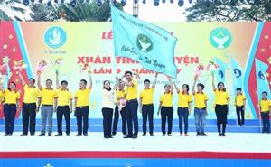Ra quân Chiến dịch Xuân tình nguyện lần 9 - năm 2017