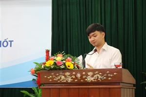 Khai mạc hội nghị tập huấn cán bộ Hội Sinh viên chủ chốt khu vực miền Trung năm học 2016 - 2017
